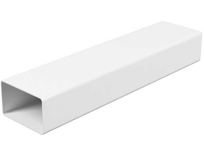 Воздуховод плоский длина 0.5 м, 60х120 мм (612ВП)
