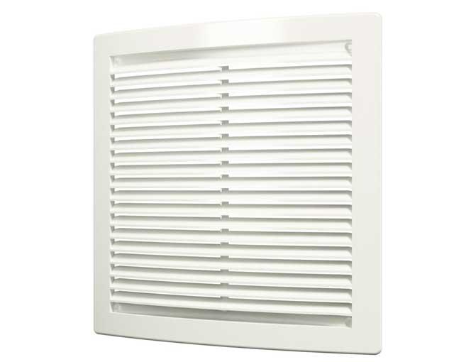 Решетка вентиляционная с сеткой 150х150 мм (1515РЦ)