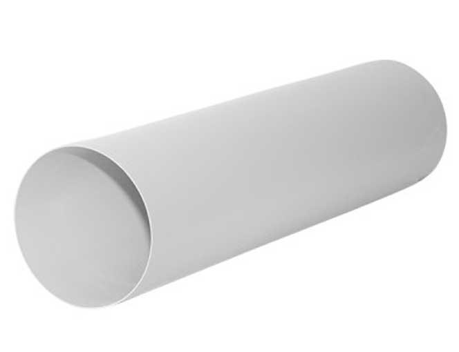 Воздуховод круглый длина 1.5 м, 100 мм (10ВП15)