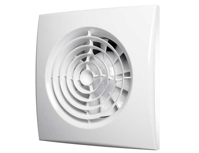 Вентилятор осевой D125 (AURA 5)