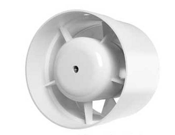 Вентилятор осевой канальный D125 (PROFIT 5)
